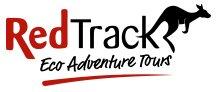 RedTrack Eco Adventure Tours Logo
