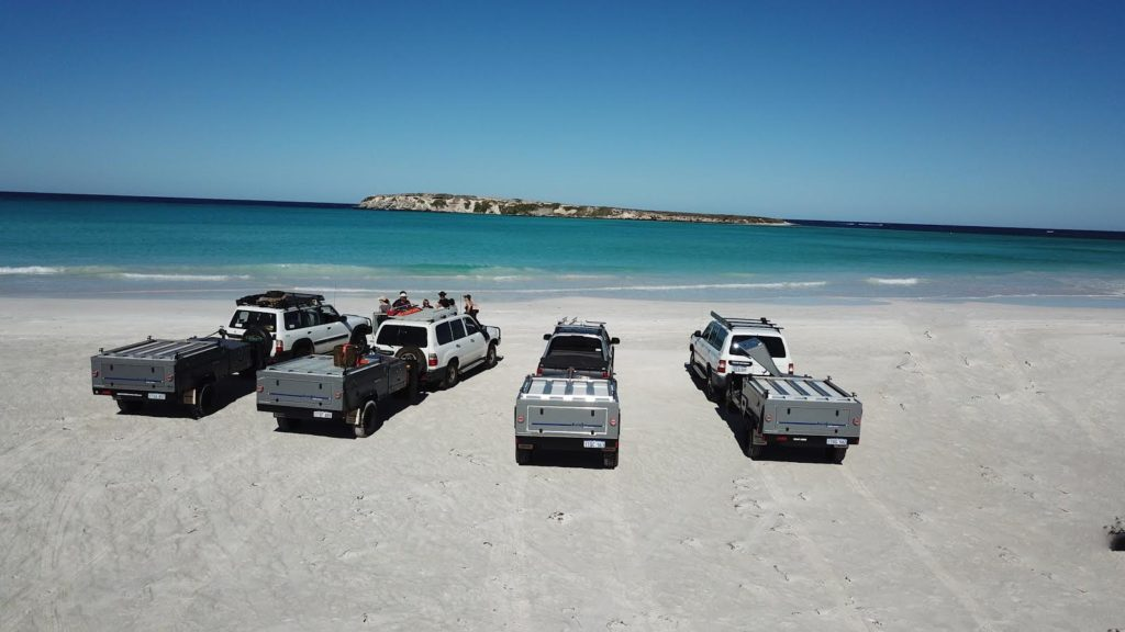 Indian Ocean Drive 2 1/2 hrs North of Perth, Camping in remote areas – 3 days